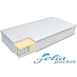 Двулицев матрак Felia Pocket