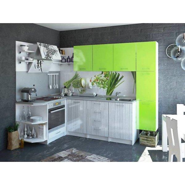 Кухня по проект - ъглова