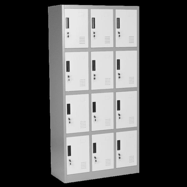 Метален шкаф Carmen CR-1258 J LUX