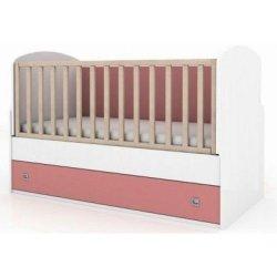Бебешко легло Пебълс с механизъм