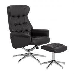 Офис кресло с табуретка Davina