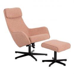 Офис кресло с табуретка Erica