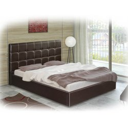 Тапицирано легло Рубин с табла
