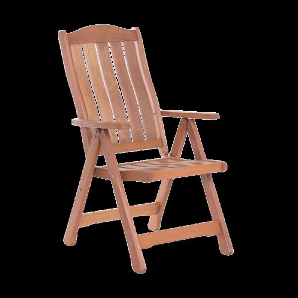 Градински сгъваем стол Ivar