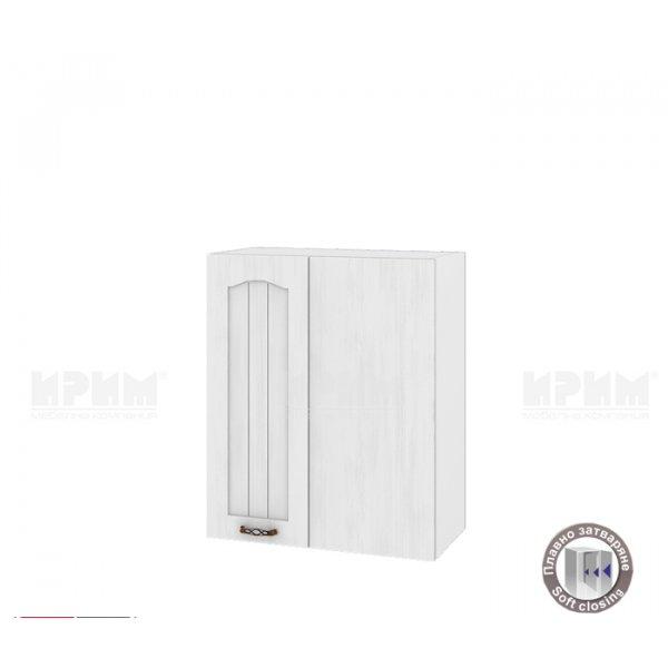 Горен кухненски шкаф за ъгъл БФ-04-01-17
