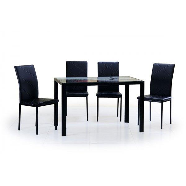 Трапезна маса Roud +4 стола К240