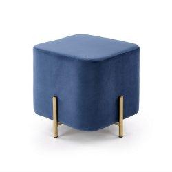 Табуретка Corno - небесно синьо
