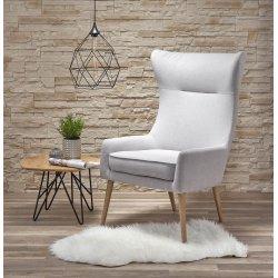 Кресло Favaro 2 - светло сиво