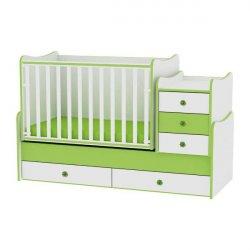 Бебешко легло-люлка Maxi Plus